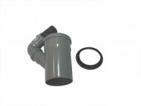 AIR Anschluss-Set für 100 mm Abwassserschlauch